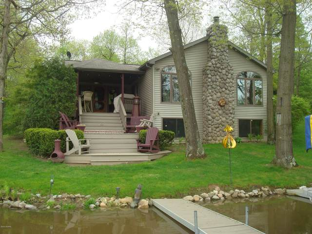 14160 Tyson Trail, Camden, MI 49232 (MLS #20017521) :: Ginger Baxter Group