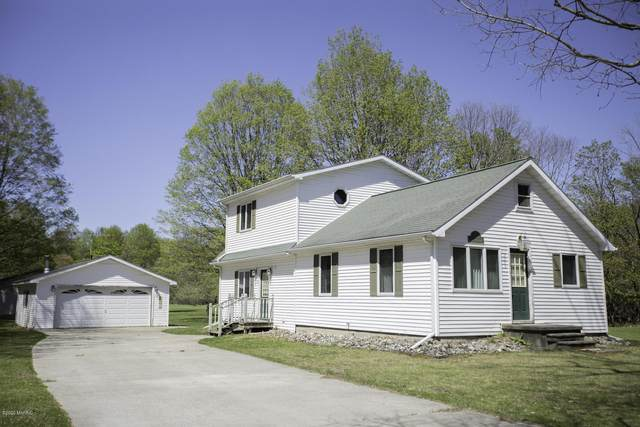 3553 W 4 Mile Rd., White Cloud, MI 49349 (MLS #20017560) :: Ginger Baxter Group