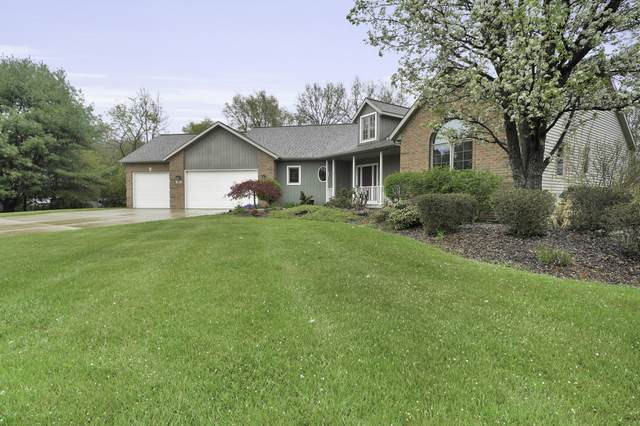 441 Goldcrest Drive, Holland, MI 49424 (MLS #20017606) :: JH Realty Partners