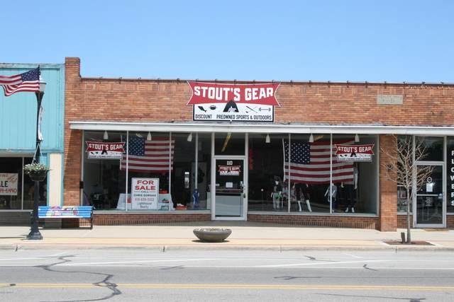110 W Allegan Street, Otsego, MI 49078 (MLS #20017609) :: Jennifer Lane-Alwan