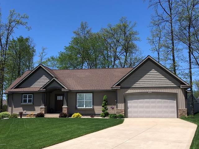 3731 Snip Drive, Holland, MI 49424 (MLS #20017732) :: JH Realty Partners