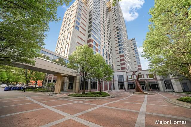 120 Campau Circle Avenue NW #1706, Grand Rapids, MI 49503 (MLS #20017802) :: JH Realty Partners