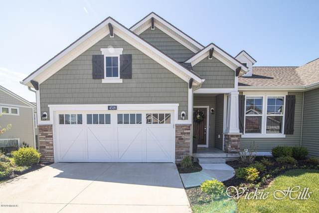 4518 Koinonia Drive NE, Grand Rapids, MI 49525 (MLS #20017883) :: Ginger Baxter Group