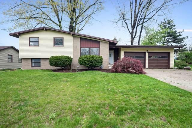 4642 Bonnie Avenue SE, Kentwood, MI 49508 (MLS #20017943) :: JH Realty Partners