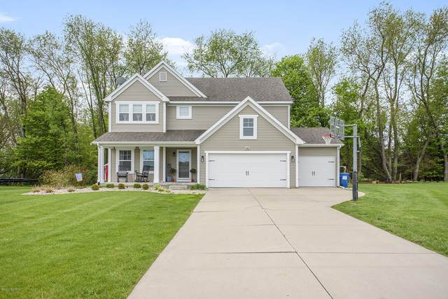 8102 Hemel Lane, Richland, MI 49083 (MLS #20017967) :: Jennifer Lane-Alwan