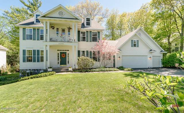 14744 Creek Edge Drive, Holland, MI 49424 (MLS #20018041) :: JH Realty Partners