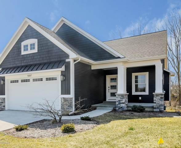 4710 Albright Court SW #8, Wyoming, MI 49418 (MLS #20018089) :: JH Realty Partners
