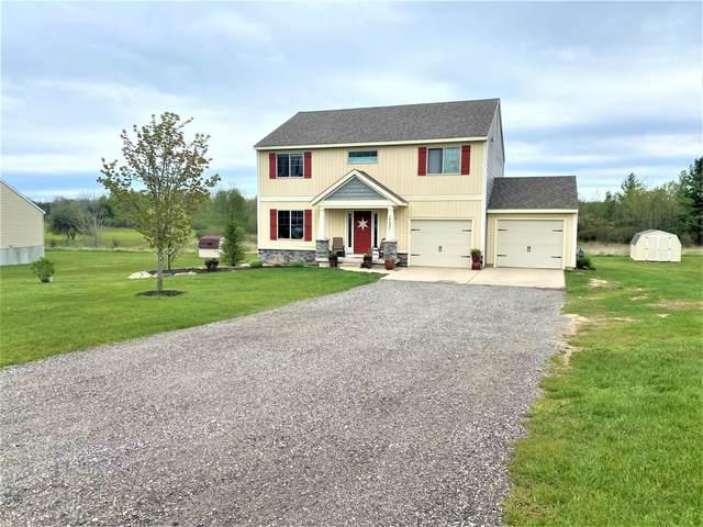 14692 Crescent Meadows Drive NE, Cedar Springs, MI 49319 (MLS #20018138) :: Deb Stevenson Group - Greenridge Realty