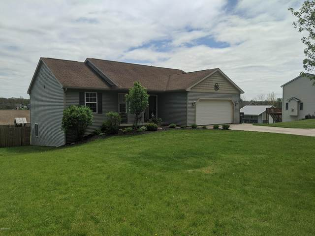 1766 N 37th Street, Galesburg, MI 49053 (MLS #20018234) :: JH Realty Partners