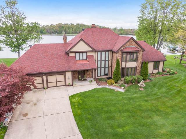 13390 Pleasant View Road, Three Rivers, MI 49093 (MLS #20018278) :: Deb Stevenson Group - Greenridge Realty