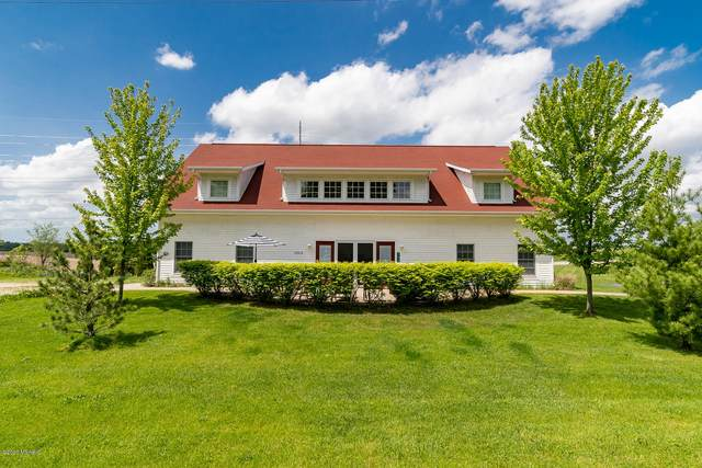 21614 Shore Acres Road, Cassopolis, MI 49031 (MLS #20018297) :: Jennifer Lane-Alwan