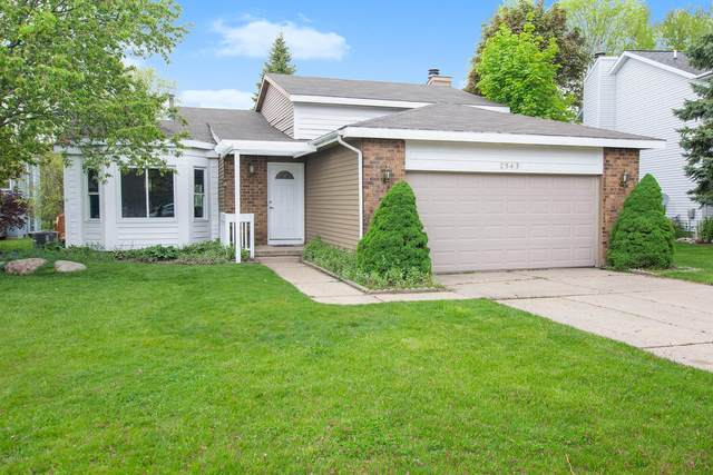 2543 Mapleview Court SE, Kentwood, MI 49508 (MLS #20018303) :: JH Realty Partners