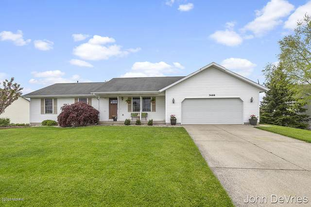 7468 Russell Drive, Hudsonville, MI 49426 (MLS #20018322) :: JH Realty Partners