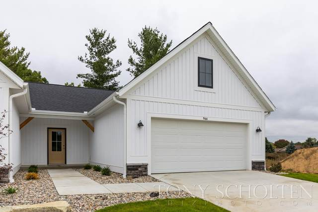 854 Harper Woods Drive SW #22, Byron Center, MI 49315 (MLS #20018370) :: JH Realty Partners
