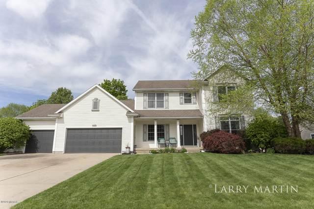 4285 Abby Lane SW, Wyoming, MI 49418 (MLS #20018373) :: JH Realty Partners