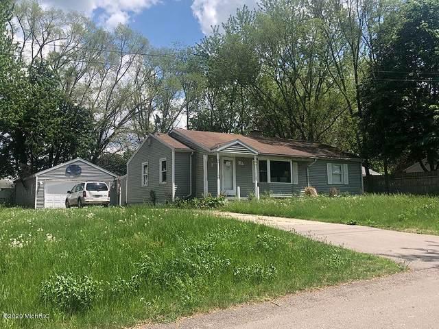 4166 Bell Avenue NE, Grand Rapids, MI 49525 (MLS #20018397) :: JH Realty Partners