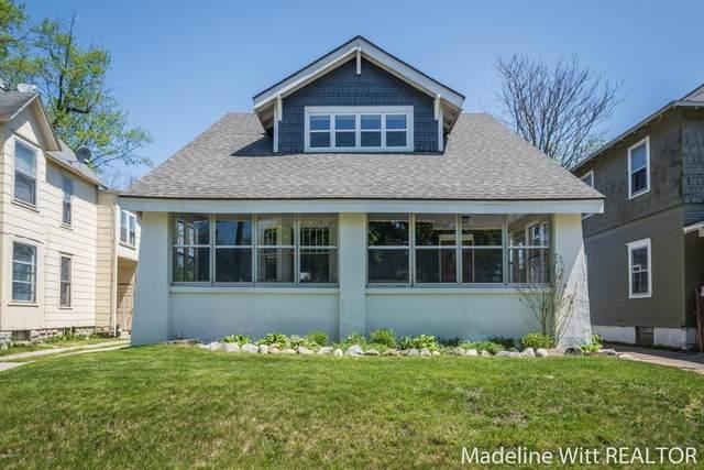1838 Francis Avenue SE, Grand Rapids, MI 49507 (MLS #20018420) :: JH Realty Partners