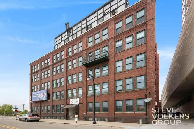 600 Monroe Avenue NW #407, Grand Rapids, MI 49503 (MLS #20018428) :: JH Realty Partners