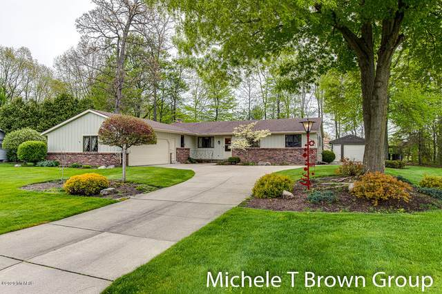 4074 Imperial Drive NW, Grand Rapids, MI 49534 (MLS #20018478) :: JH Realty Partners