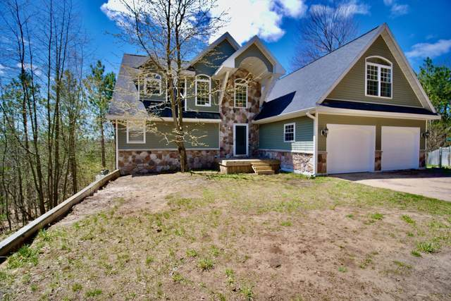 11622 Hilltop Lane, Cadillac, MI 49601 (MLS #20018494) :: Deb Stevenson Group - Greenridge Realty