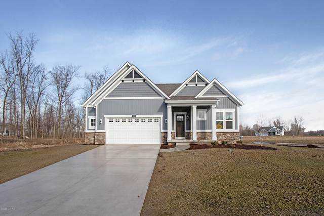 8314 Autumn Acres Drive #34, Rockford, MI 49341 (MLS #20018570) :: Ginger Baxter Group