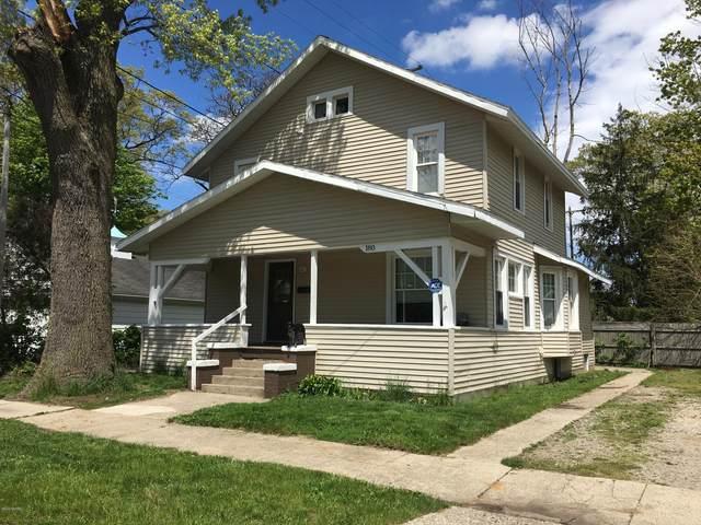 180 E Grand Avenue, Muskegon, MI 49442 (MLS #20018577) :: Deb Stevenson Group - Greenridge Realty