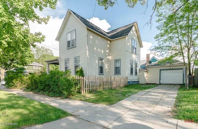 41 Irwin Avenue, Muskegon, MI 49442 (MLS #20018705) :: Deb Stevenson Group - Greenridge Realty