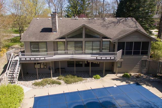 7420 Oak Shores Drive, Portage, MI 49024 (MLS #20018715) :: Keller Williams Realty | Kalamazoo Market Center