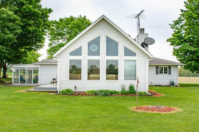 5240 Jonesville Road, Jonesville, MI 49250 (MLS #20018788) :: CENTURY 21 C. Howard