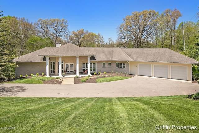 3611 Thornapple River Drive SE, Grand Rapids, MI 49546 (MLS #20018846) :: Keller Williams Realty | Kalamazoo Market Center