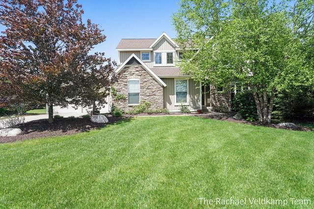 5943 Glen Ellyn Court SE, Grand Rapids, MI 49546 (MLS #20018883) :: Keller Williams Realty | Kalamazoo Market Center