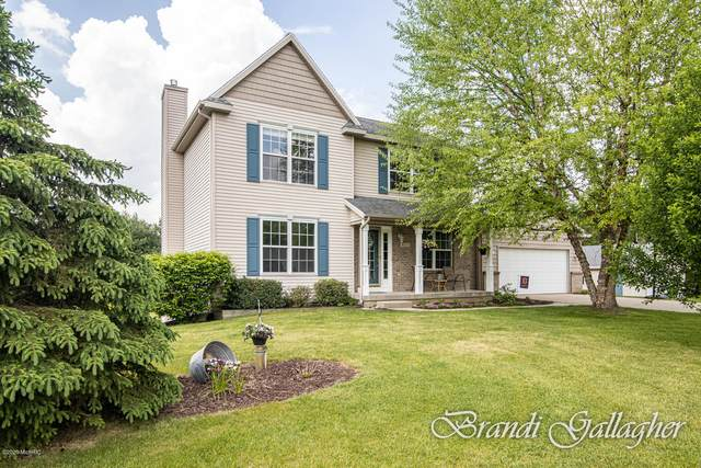 4515 Roseview Court, Ada, MI 49301 (MLS #20018933) :: Ginger Baxter Group