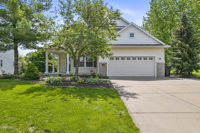 5390 Hartfield Court SE, Ada, MI 49301 (MLS #20018988) :: Ginger Baxter Group
