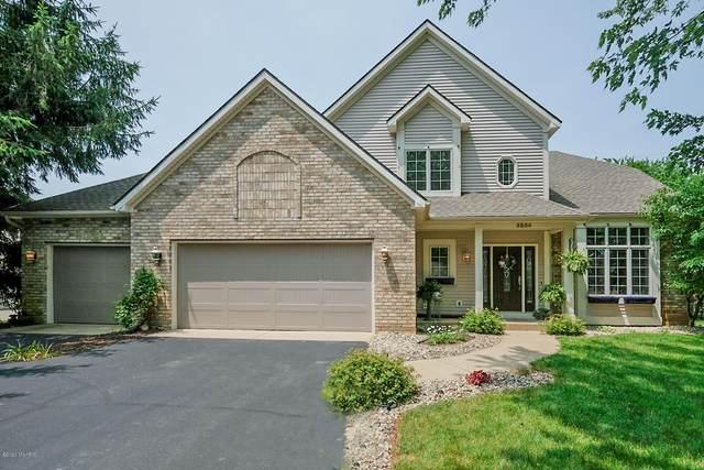 5256 Huntwick Road, Kalamazoo, MI 49009 (MLS #20019019) :: Keller Williams Realty | Kalamazoo Market Center