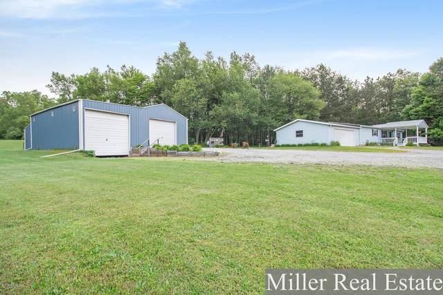 352 Pifer Road, Delton, MI 49046 (MLS #20019054) :: Keller Williams Realty | Kalamazoo Market Center