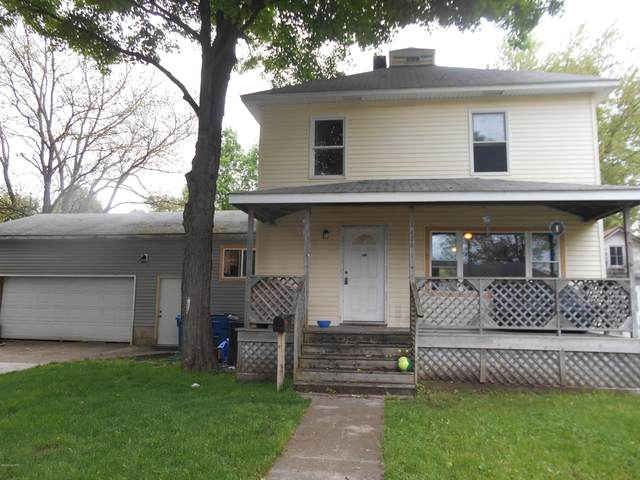 126 Franklin Street, Bronson, MI 49028 (MLS #20019089) :: Jennifer Lane-Alwan