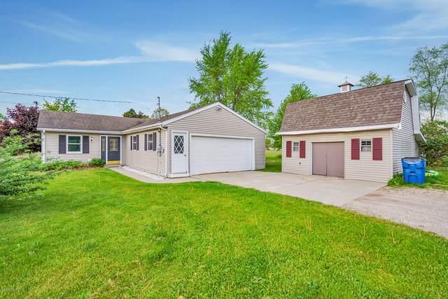 146 George K Drive, Sand Lake, MI 49343 (MLS #20019181) :: Keller Williams Realty | Kalamazoo Market Center