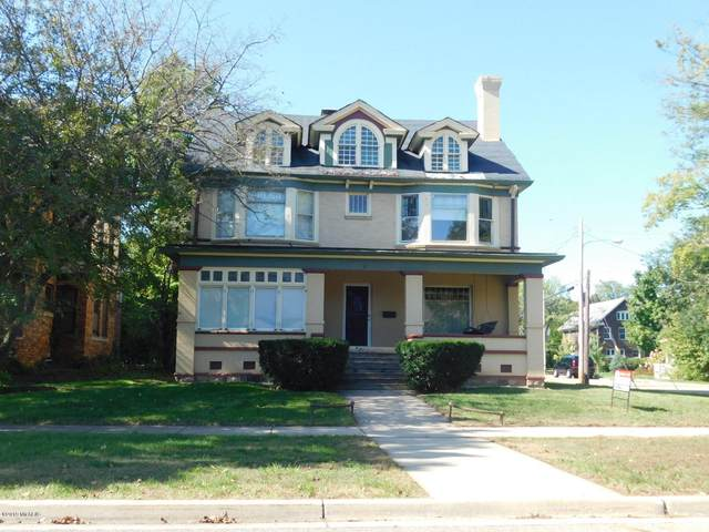 31 Orchard Place, Battle Creek, MI 49017 (MLS #20019228) :: CENTURY 21 C. Howard