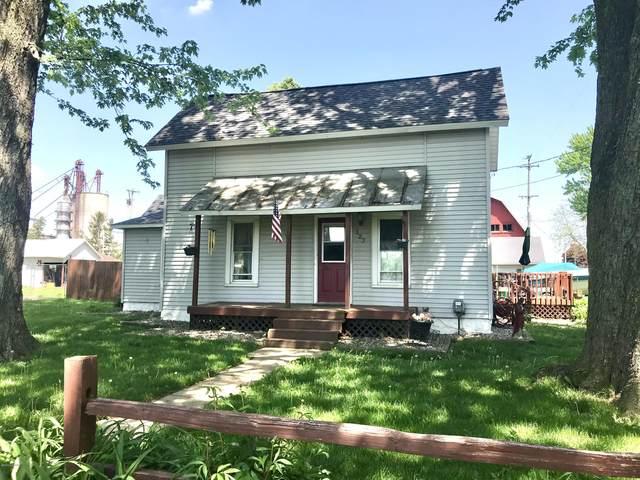 127 Maple Street, Lake Odessa, MI 48849 (MLS #20019235) :: CENTURY 21 C. Howard