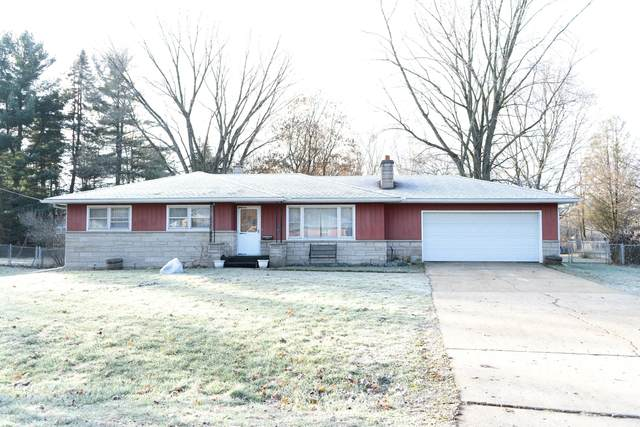 309 Beaumont Drive, Battle Creek, MI 49014 (MLS #20019361) :: Keller Williams Realty | Kalamazoo Market Center