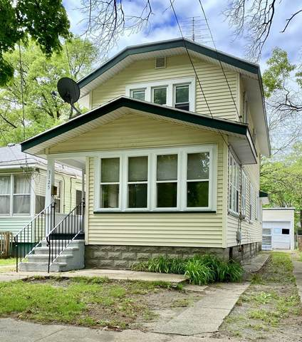 3125 Peck Street, Muskegon Heights, MI 49444 (MLS #20019537) :: CENTURY 21 C. Howard