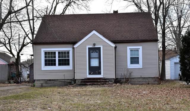 1488 Agard Avenue, Benton Harbor, MI 49022 (MLS #20019747) :: CENTURY 21 C. Howard