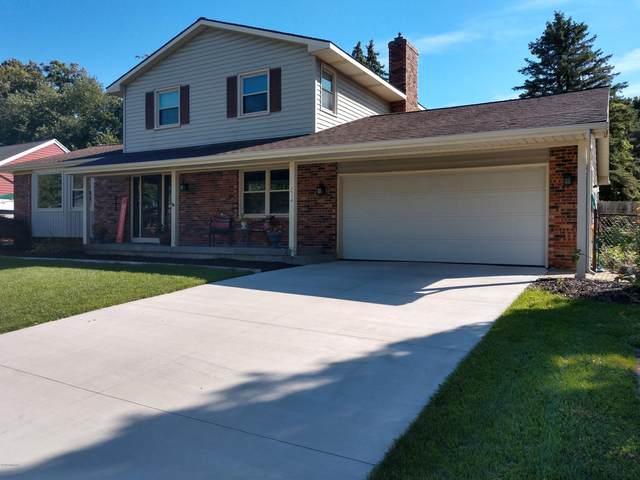 3534 Algonac Drive SW, Grandville, MI 49418 (MLS #20019819) :: Keller Williams RiverTown