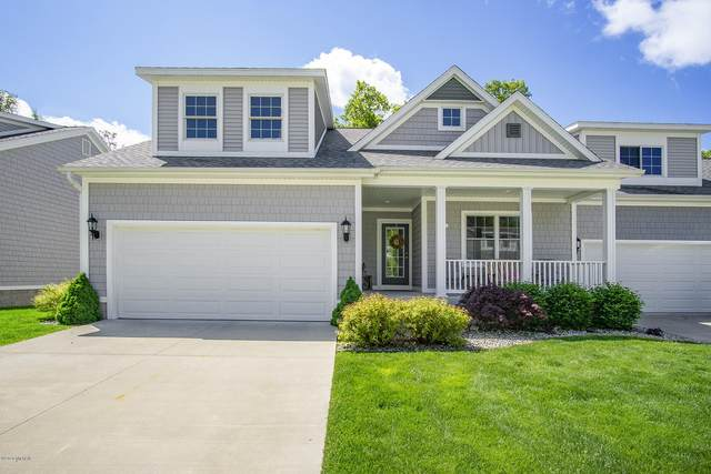 608 Parkview Avenue, Spring Lake, MI 49456 (MLS #20019913) :: Jennifer Lane-Alwan