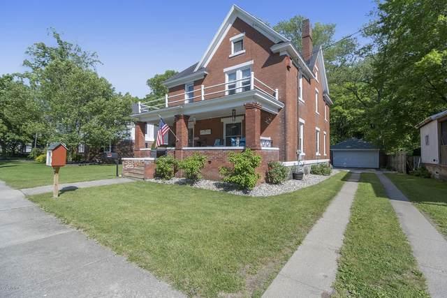 320 N Main Street, Allegan, MI 49010 (MLS #20019938) :: CENTURY 21 C. Howard
