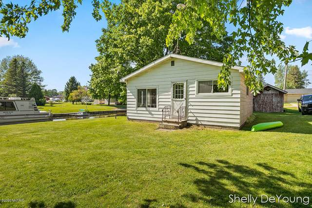 280 Ivason Drive, Stanton, MI 48888 (MLS #20019983) :: Keller Williams RiverTown