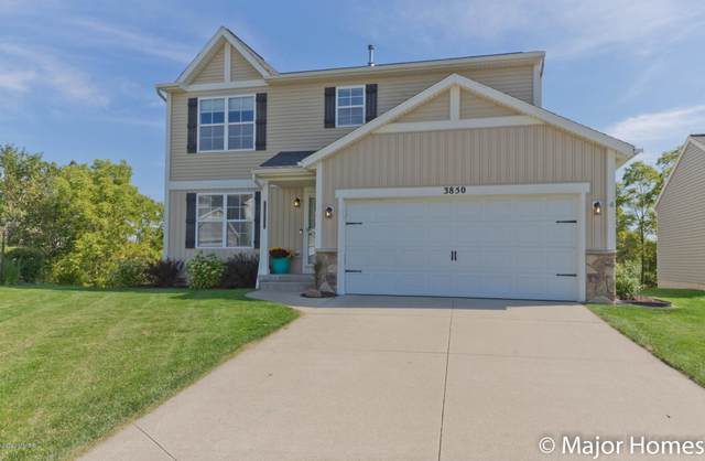 3850 Pfeiffer Woods Court SE, Kentwood, MI 49512 (MLS #20020057) :: Keller Williams RiverTown