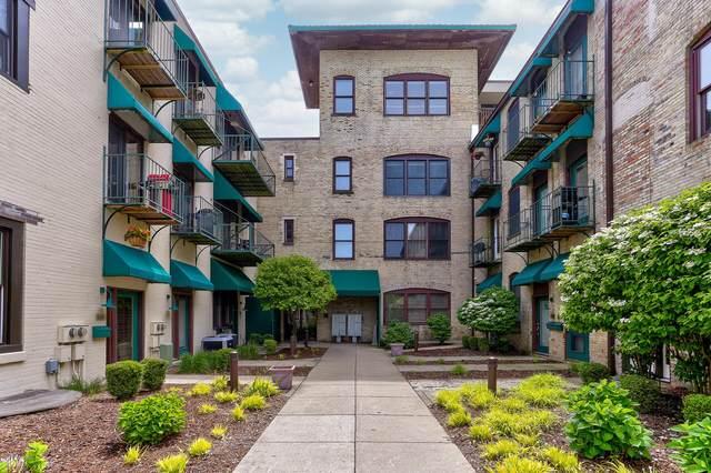 110 N Harbor Drive #303, Grand Haven, MI 49417 (MLS #20020421) :: Keller Williams RiverTown