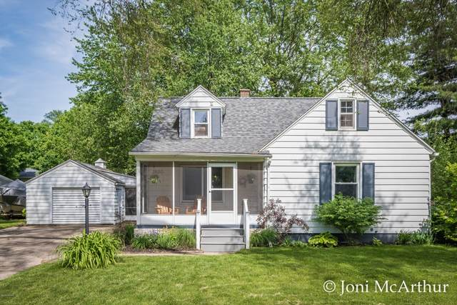 3820 Miramar Avenue NE, Grand Rapids, MI 49525 (MLS #20020431) :: Keller Williams RiverTown