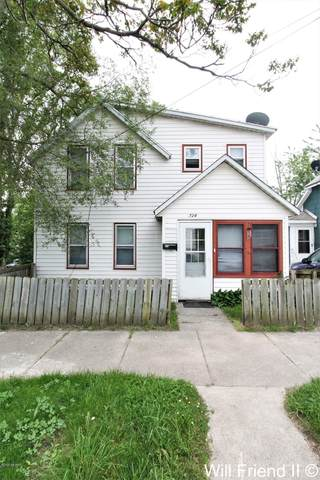 724 Logan Street SE, Grand Rapids, MI 49503 (MLS #20020484) :: Keller Williams RiverTown